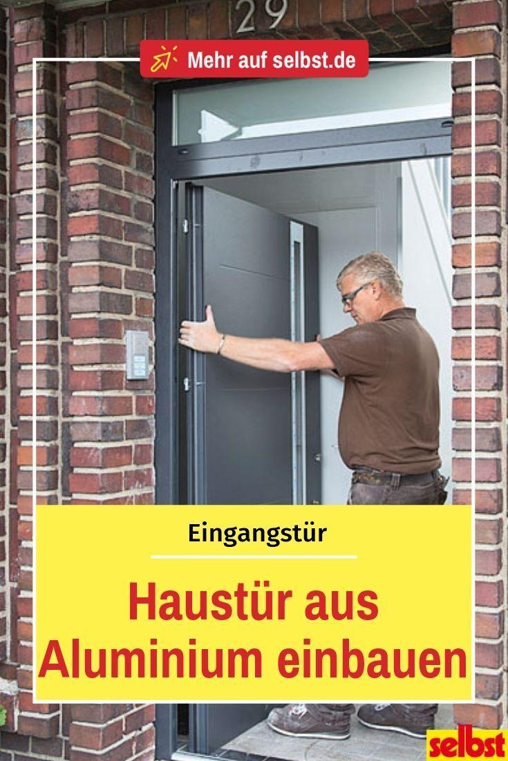 Gut gemocht Haustür Dämmen Anleitung | Haustür Einbauen Alle Kosten Daten Und XG26