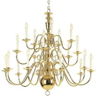 image detail for brass chandelier - Brass Chandelier