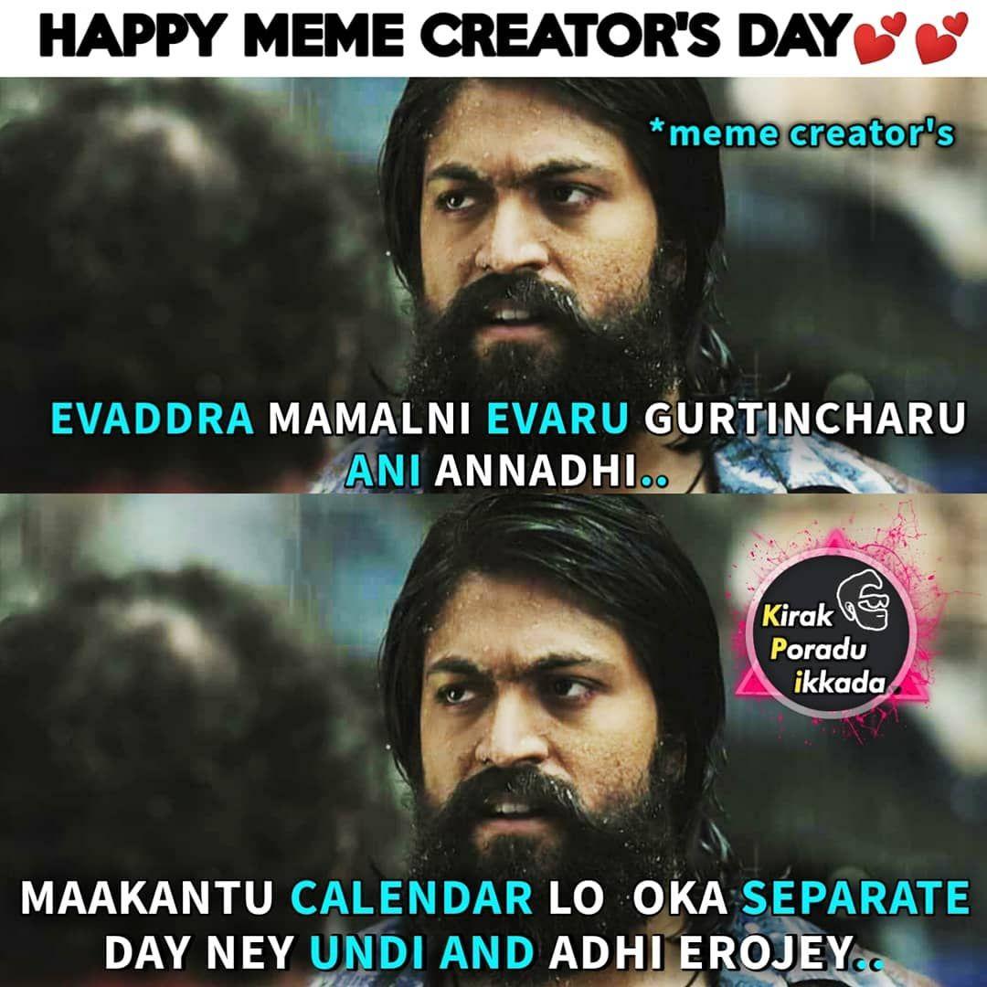 Watch The Best Youtube Videos Online Happy Birthday To All Meme Creator S Kirakmemesikkada Kirakporaduikkada Love Meme Creator Memes Video Online