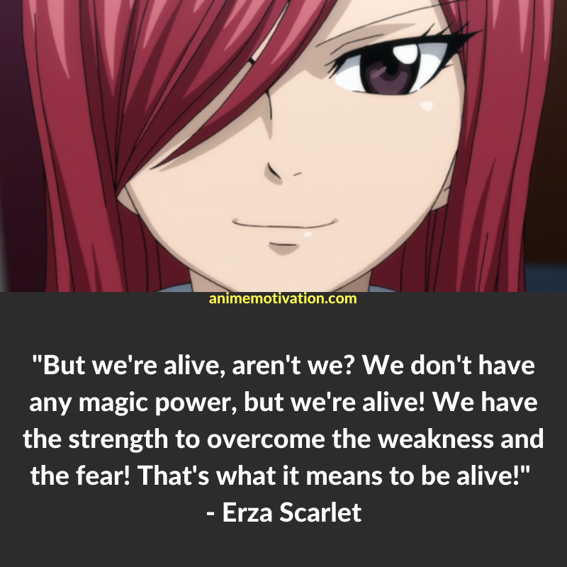 29+ Of The Best Anime Quotes About Weakness That Go Deep