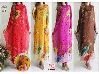 Belanja Baju Online Jual Gamis Murah Busana Muslim Ashanti Grosir