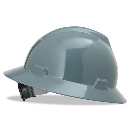 Hat V Gard Fas Trac Navy Gray Walmart Com Hard Hats Hats Brim