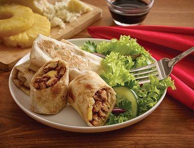 Te Compartimos La Receta Para Preparar Burritos De Alambre De Pollo Cocina Con Inspiración Con Recetas Nestlé Comida Comida étnica Recetas De Comida