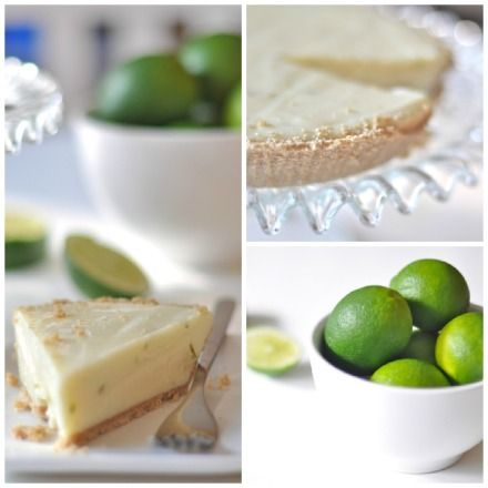 STYLE'N-a personal style blog - STYLE'N - Quick and EASY Key Lime Pie