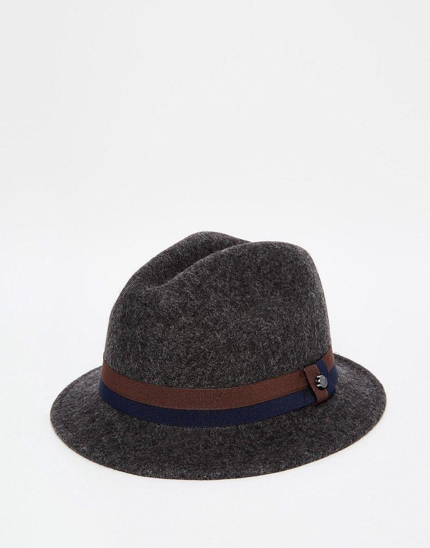 699a412fc822d Wool Trilby