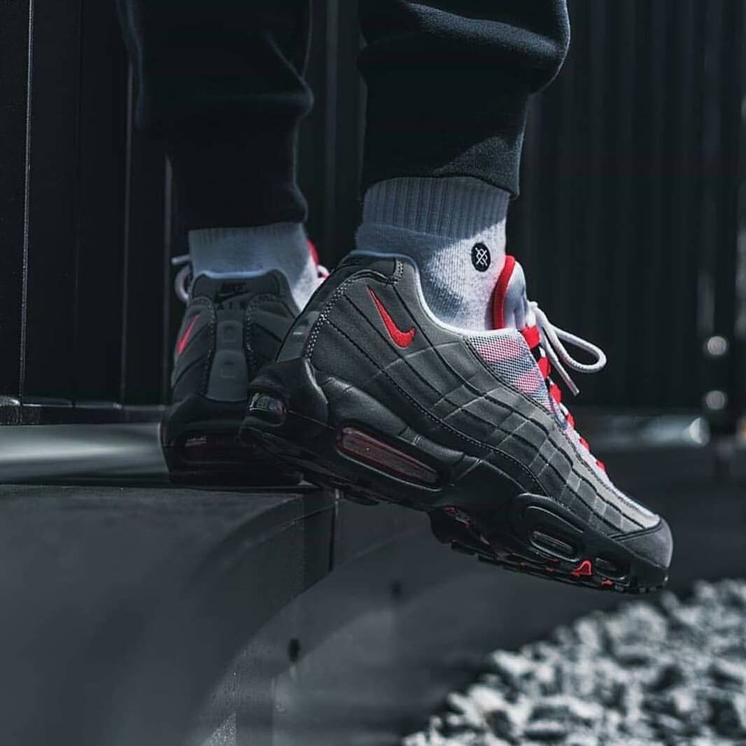 Sneaker Game CRAZY image by I AM LEGEND | Nike air max 95