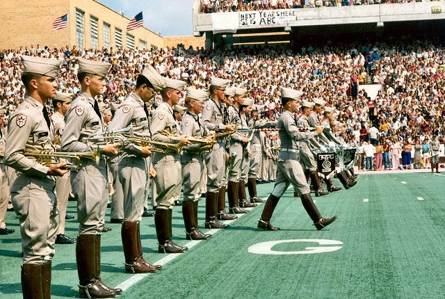 Aggie Band - 1971-1980 - Step off on Hullaballoo!