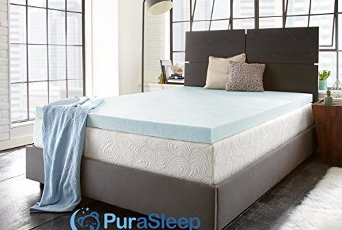 Highly Recommended Mattresses Affordable And Comfortable Memory Foam Mattress Topper Mattress Topper Foam Mattress Topper