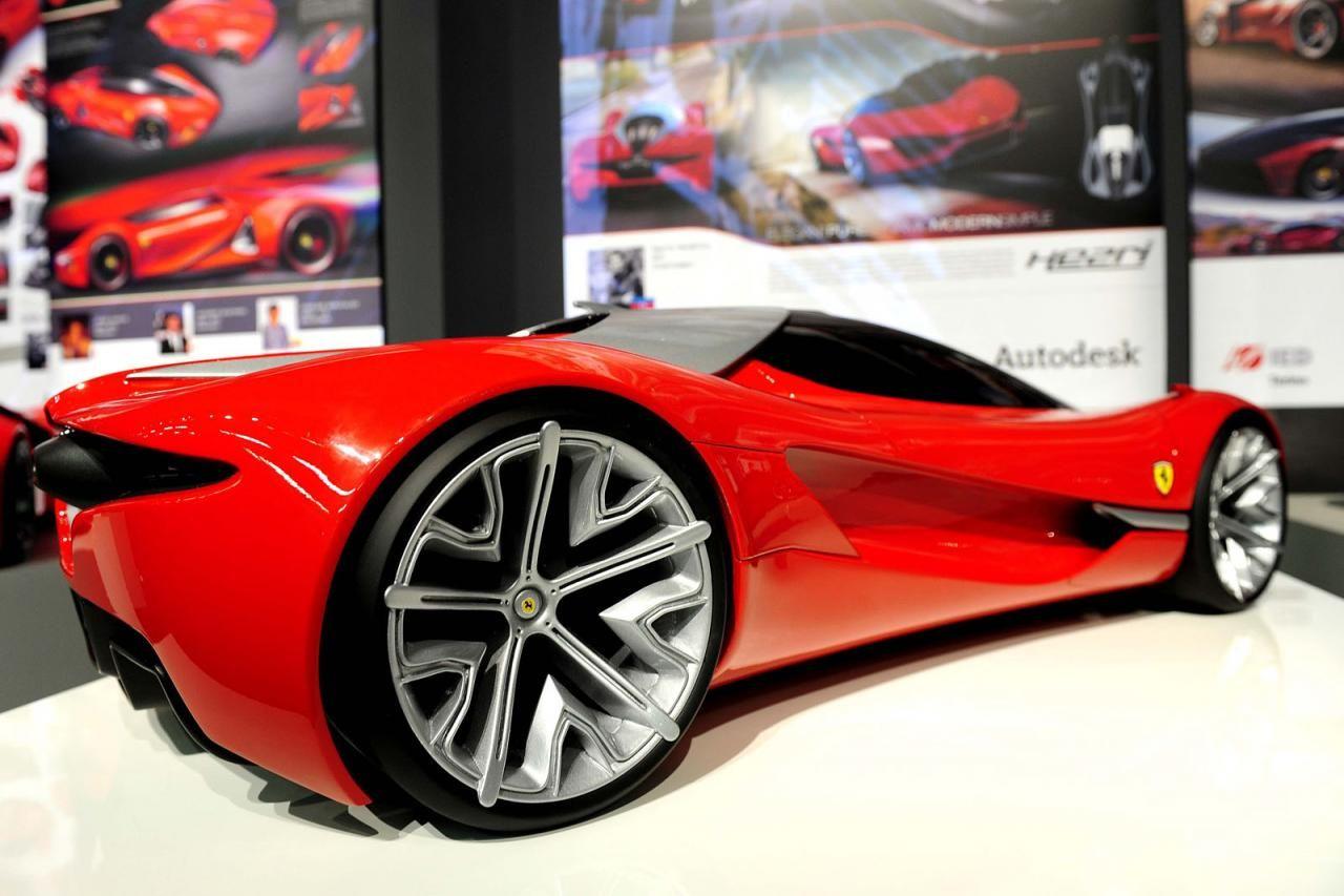 Ferrari Concept - looks great.