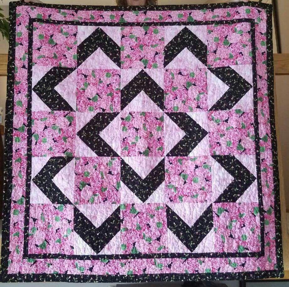 Pin de Terri Newsom en Quilts | Pinterest | Manta