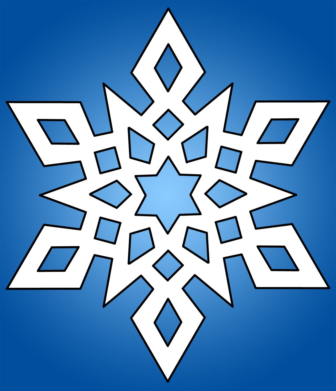 Winter 20snowflakes 20clipart