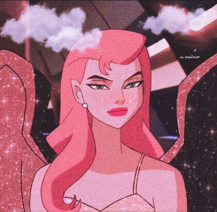 Pink Hair Pfp In 2020 Vintage Cartoon Aesthetic Anime Instagram Cartoon