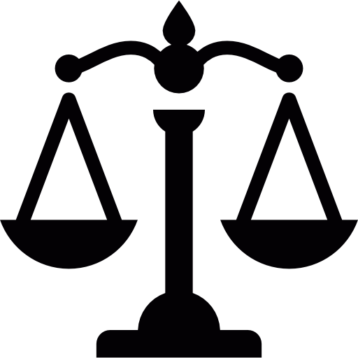 Scales Of Justice Free Vector Icons Designed By Freepik Vector