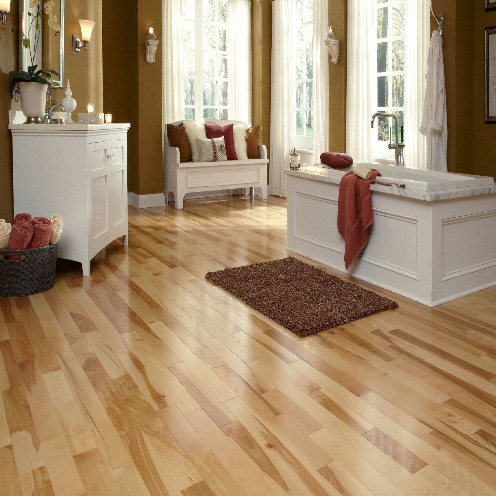 3 4 X 3 1 4 Natural Birch Bellawood Lumber Liquidators Birch Floors Wood Floors Wide Plank House Flooring