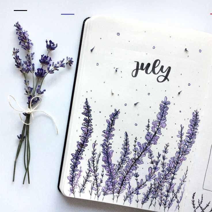 19 monatliche Deckblätter zur Verschönerung Ihres Bullet Journals – Trendy Fitness Motivation - Some...