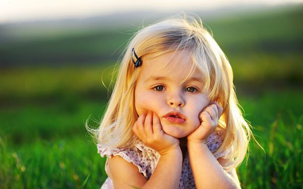Wallpaper Of Baby A Little Baby Girl Click To Download With