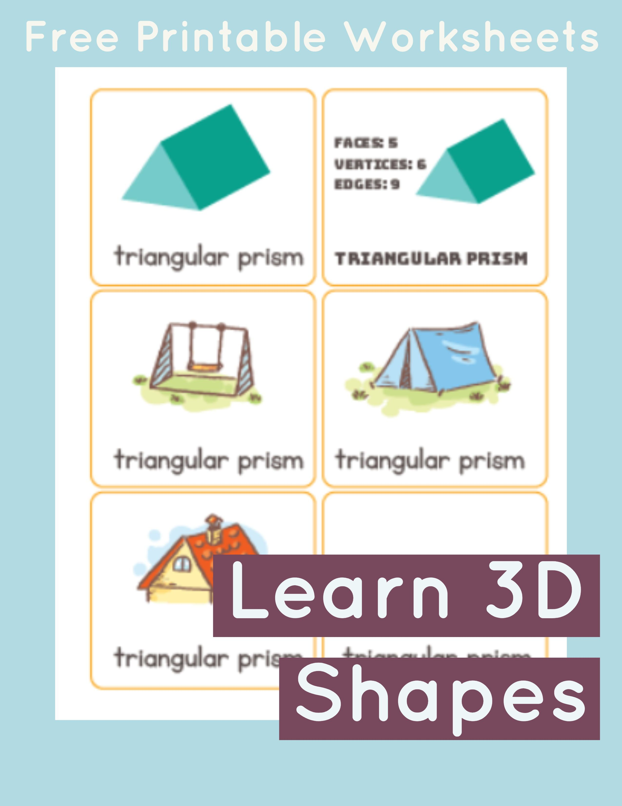 medium resolution of Worksheet On Solid Shapes For Grade 5   Printable Worksheets and Activities  for Teachers