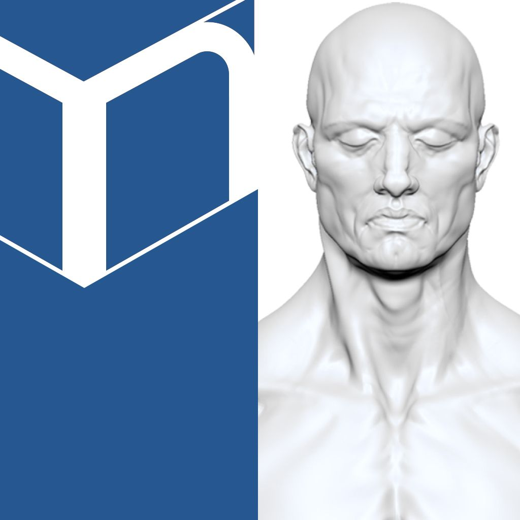 Mara 3D Male Anatomy app. #human,#anatomy,#reference,#Ipad,#app ...