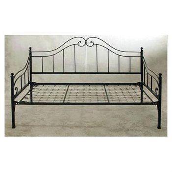 Wrought Iron Bed Perfect For Seat Con Imagenes Camas De