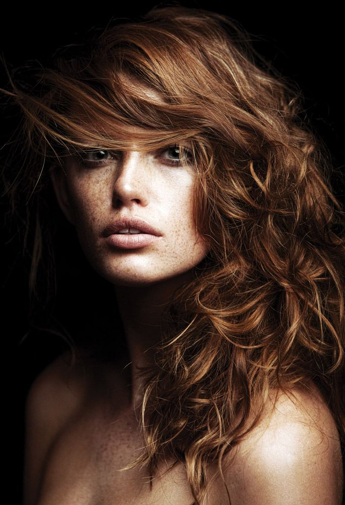 Hari S Salon Chelsea Red Hair Ginger Bright Red Hair