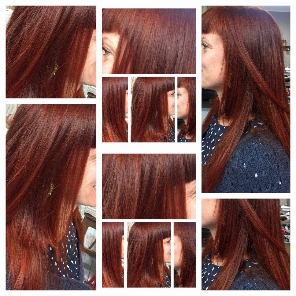 Pin Von Katharina Auf Beauty Haselnuss Haarfarbe Haar Styling