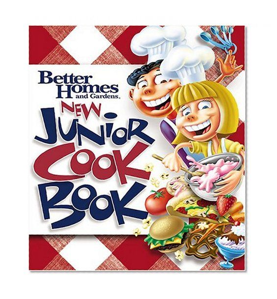 Bestseller books online New Junior Cookbook (Better Homes & Gardens Cooking) Better Homes & Gardens  http://www.ebooknetworking.net/books_detail-0696220008.html