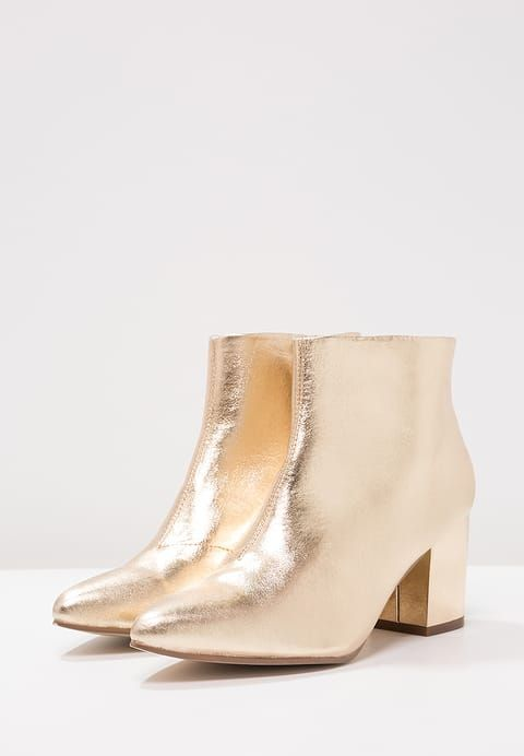Vero Moda VMMERLE BOOT - Ankle boots - pale gold for £49.49 (07/