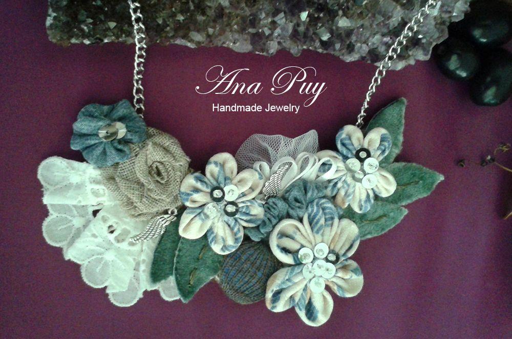 Si quieres comprar este collar hecho a mano visita mi  página en etsy https://www.etsy.com/pt/shop/AnaPuyJewelry