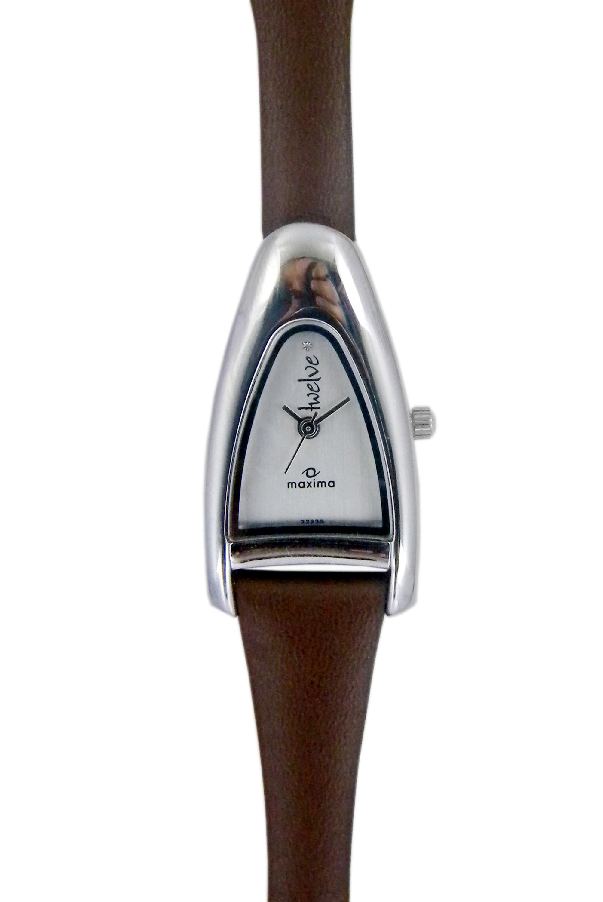 2e3d9bc6d3a Brown Leather Watch Women Brown Leather Watch