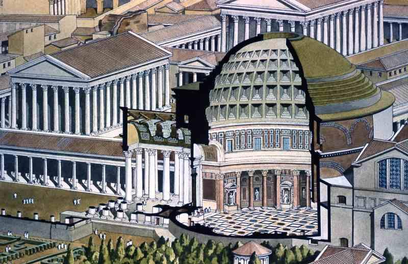 how to build pantheon top