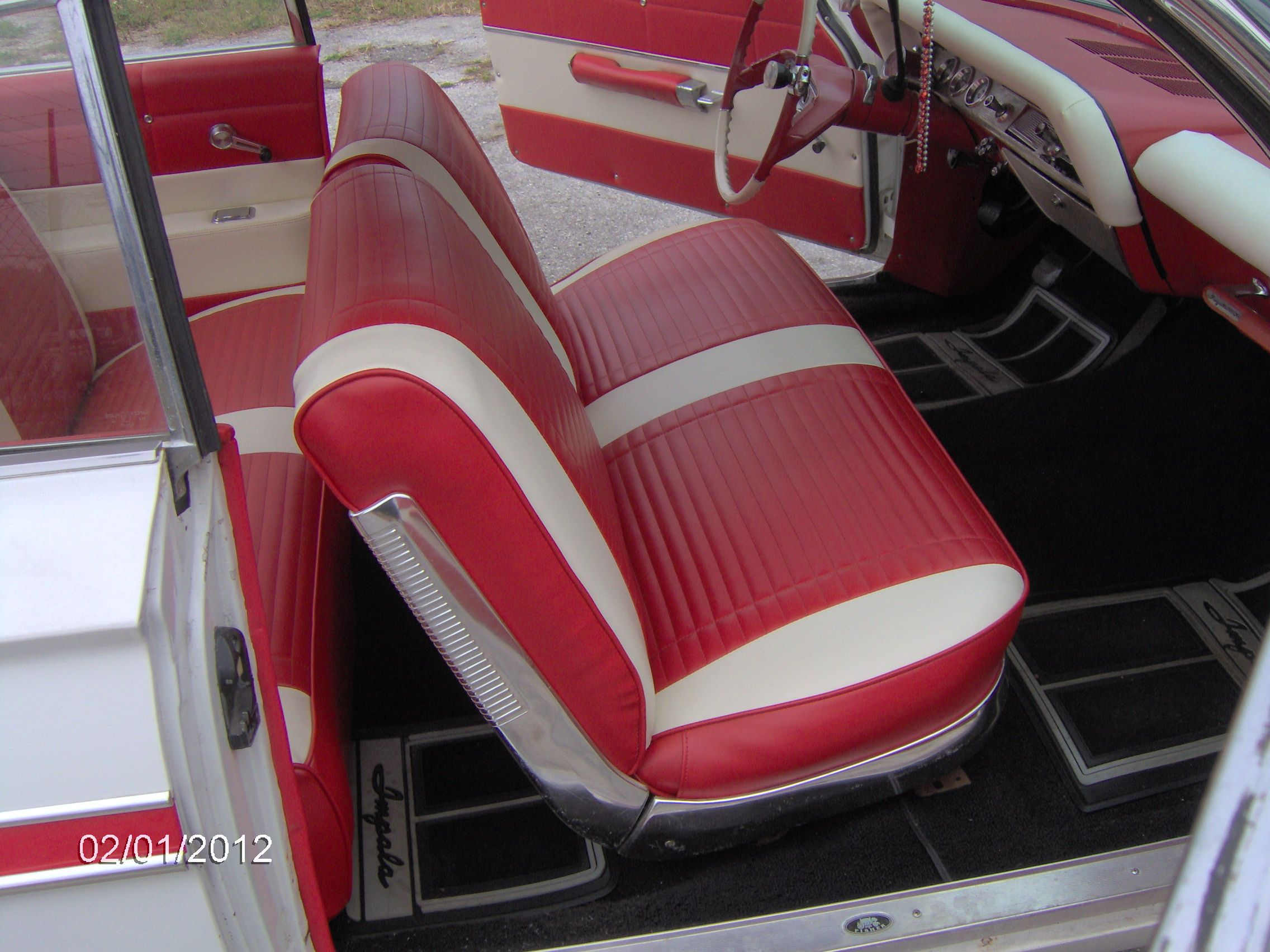 Impala Interior Upholstery Pinterest Interiors Cars And