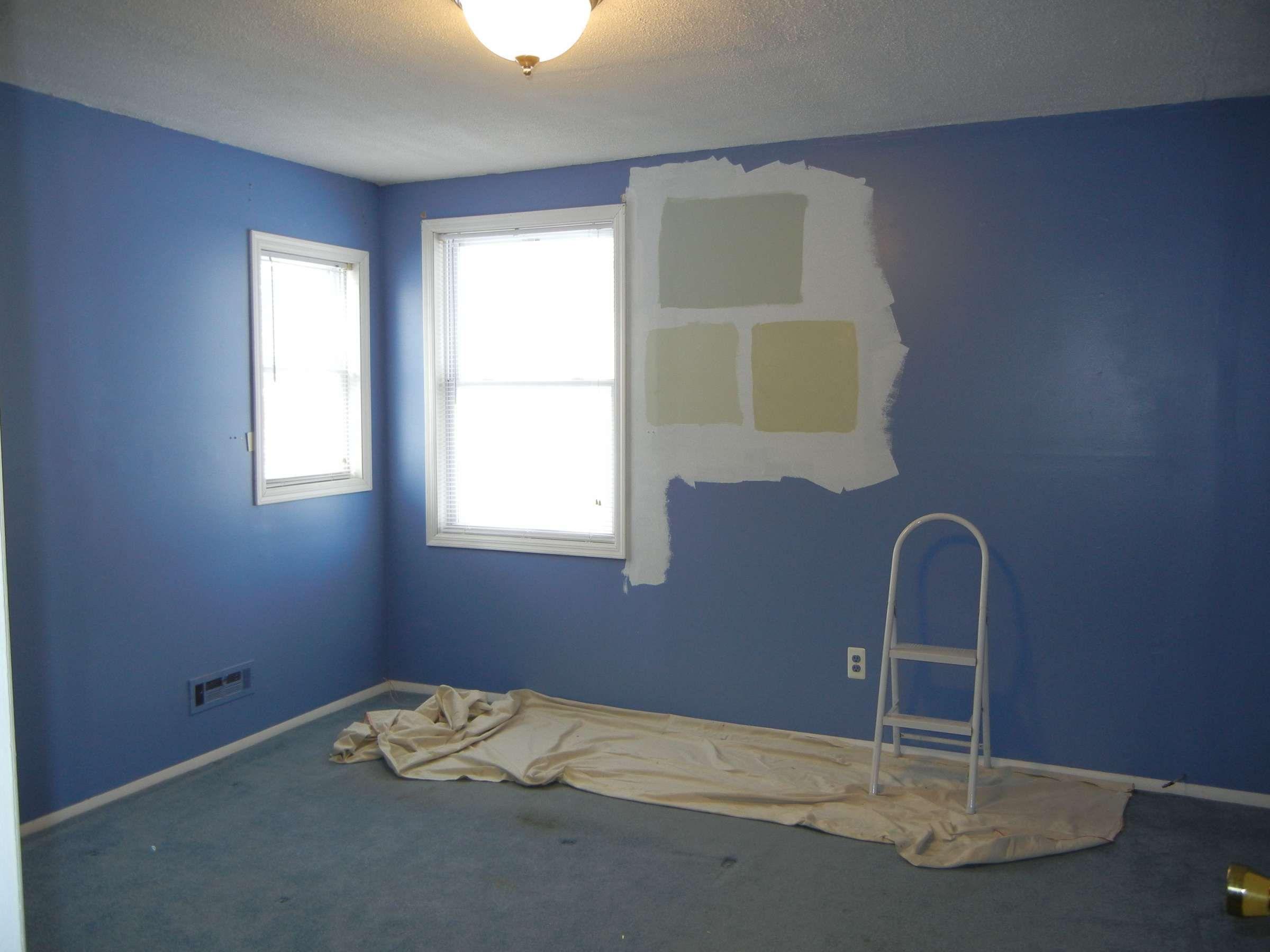 12 Wonderful Bedroom Color Schemes With Blue Carpet Gallery Blue Carpet Bedroom Bedroom Colors Blue Bedroom Walls