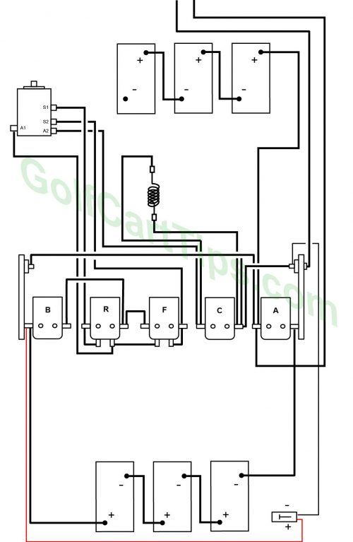 Fairplay Golf Cart Wiring Diagram