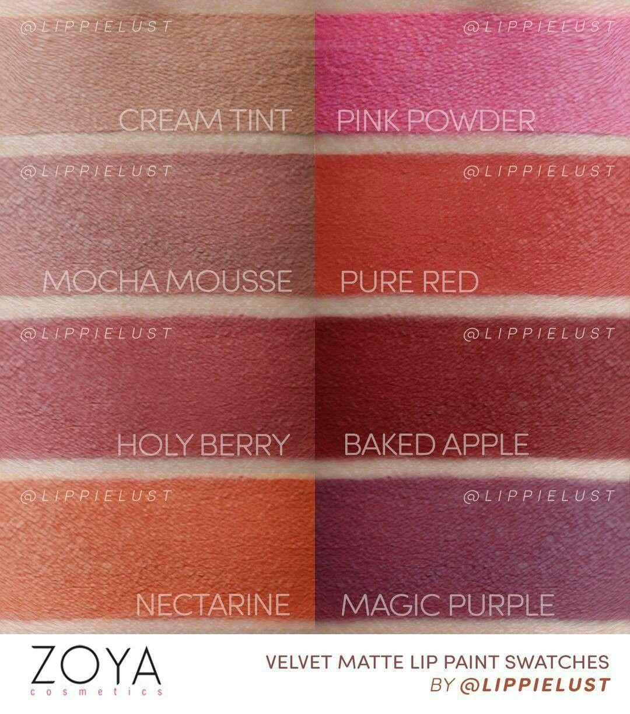 Zoya Lip Cream Indonesian Lipstick Product In 2018 Pinterest Emina Matte Lipstik Lipcream 03 Mauvelous