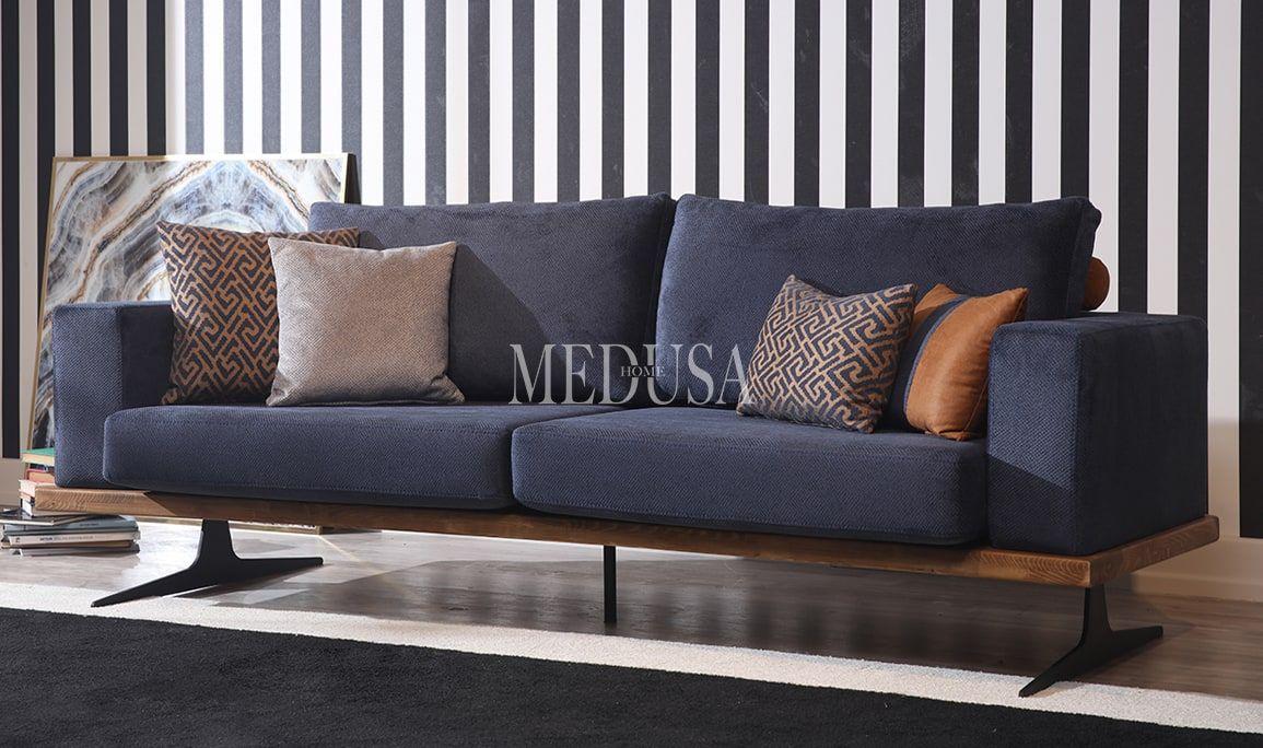 Stil Uclu Koltuk Medusa Home 2020 Ev Dekoru Mobilya Fikirleri Koltuklar
