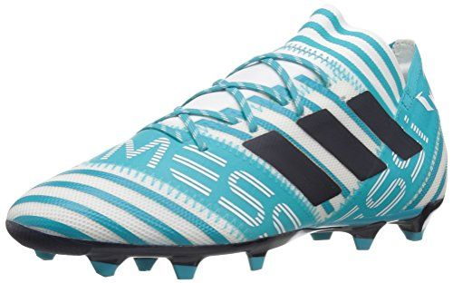 a47cbd37d2a6d adidas Performance Mens Nemeziz Messi 172 FG SoccerShoes WhiteLegend ...