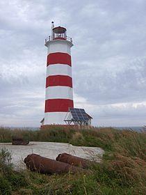 Sambro Island Lighthouse - Oldest lighthouse in North America (1758), Nova Scotia, Canada - Wikipedia