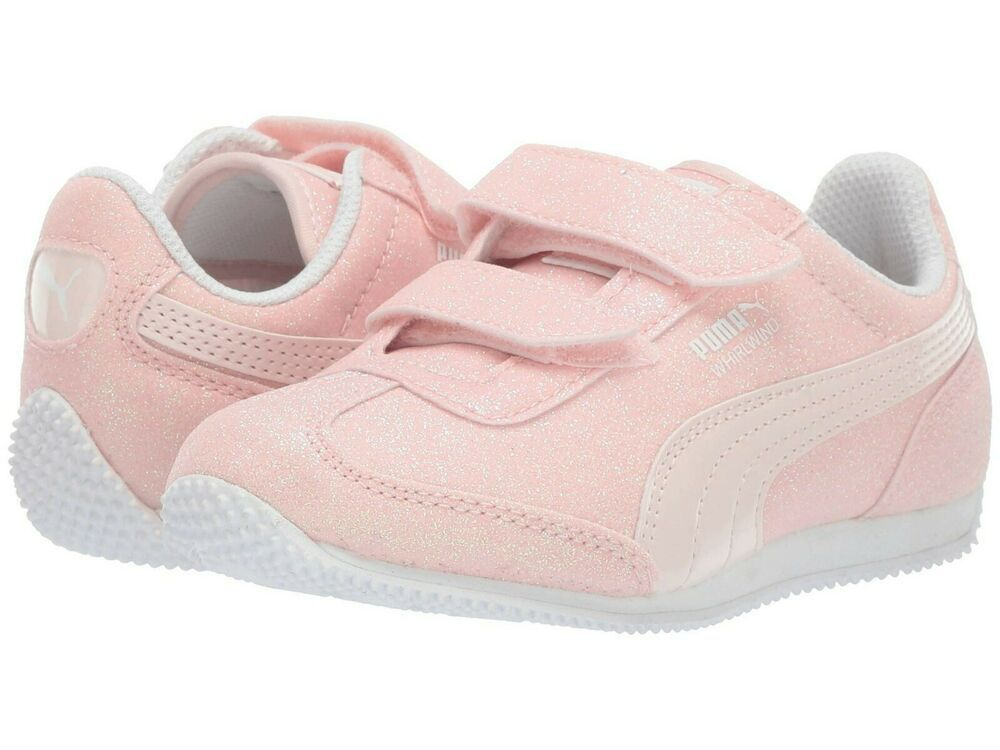 eBay Sponsored) NEW PUMA Whirlwind Glitz V Toddler Girls