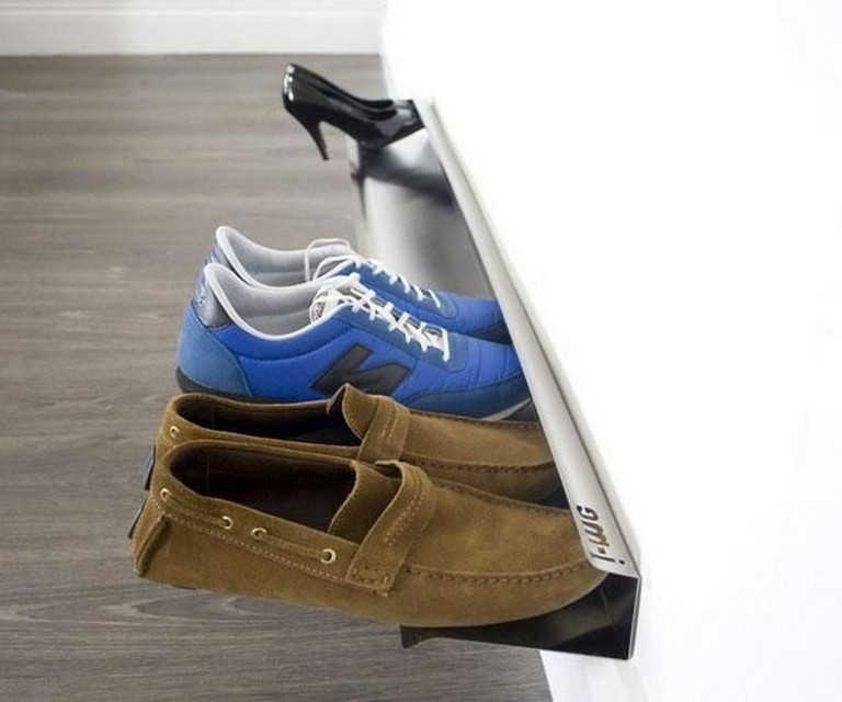 40+ Special Industrial Shoes Racks Design Ideas