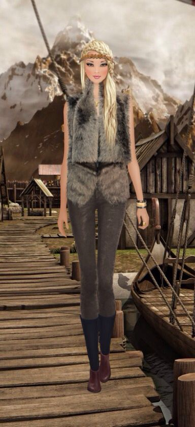 Viking Princess Covet Fashion Fashion Games Fashion