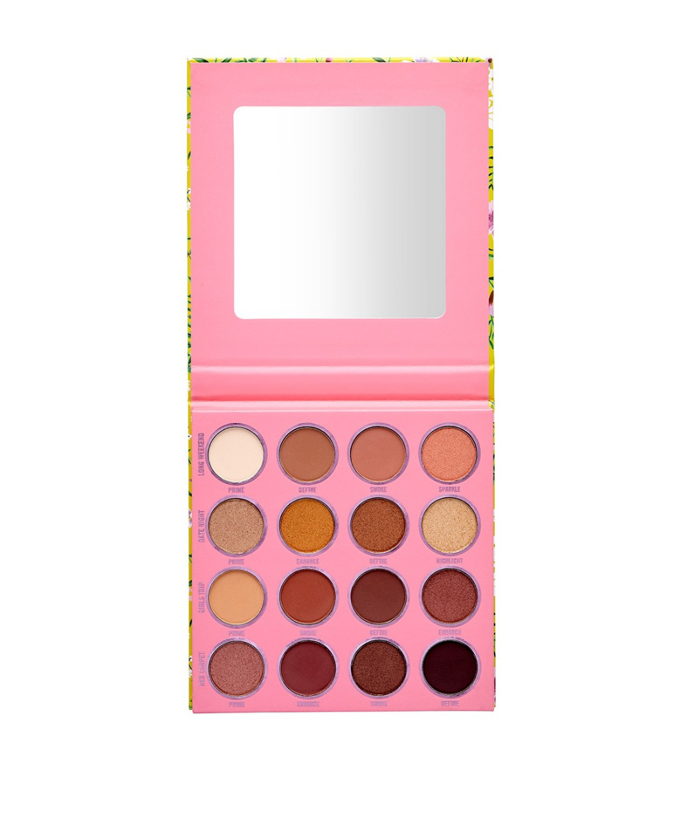 Palettes Pigment Pro Sunset Eyeshadow Palette Beauty