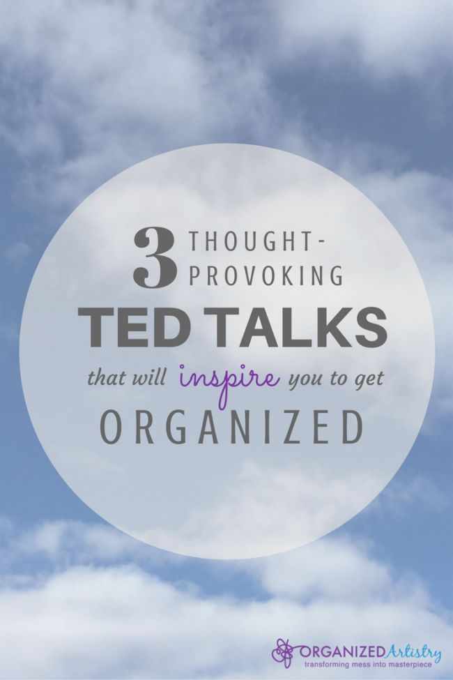 how to get on tedtalks