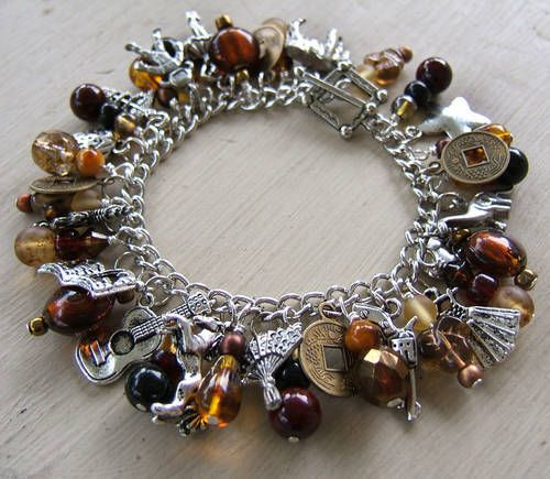 How Much Are Charm Bracelets: Firefly Charm Bracelet....i Want One So Much It Feels Like