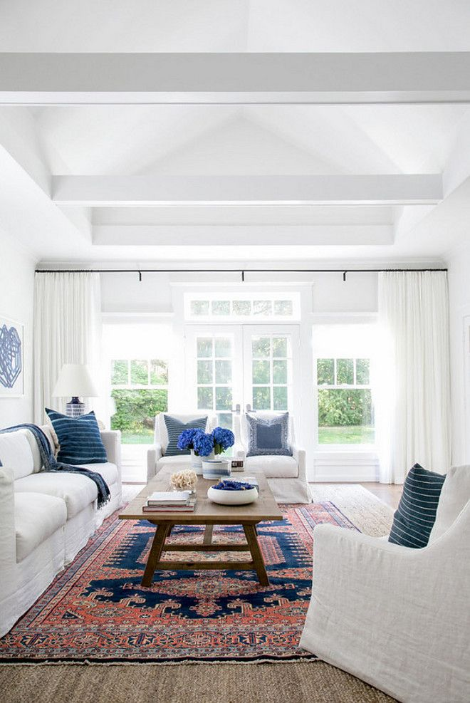 How To Choose The Best White Paint Color Modern Farmhouse Living Room Farm House Living Room Curtains Living Room
