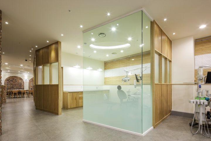 Elegant Dubai Dental Clinic Dubai Dental Clinic Interior Design Proposal For JNS  Smile Dental Clinic One Of The MHI DESIGN Client | Office Design In Dubai  ...