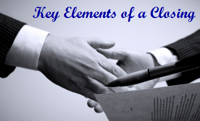 Key Elements of a Closing Read and follow us at http