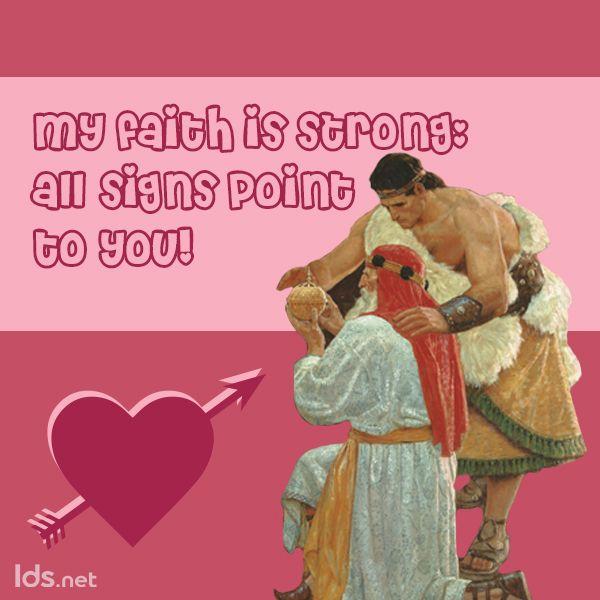 Book Of Mormon Valentine Memes Thirdhour Org Mormon Valentines Valentines Memes Book Of Mormon