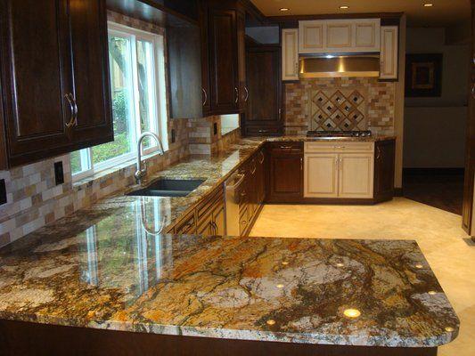 Kitchen Design Granite Simple Sleek Marble Kitchen Design  Fivestargraniteinc Five Star 2018