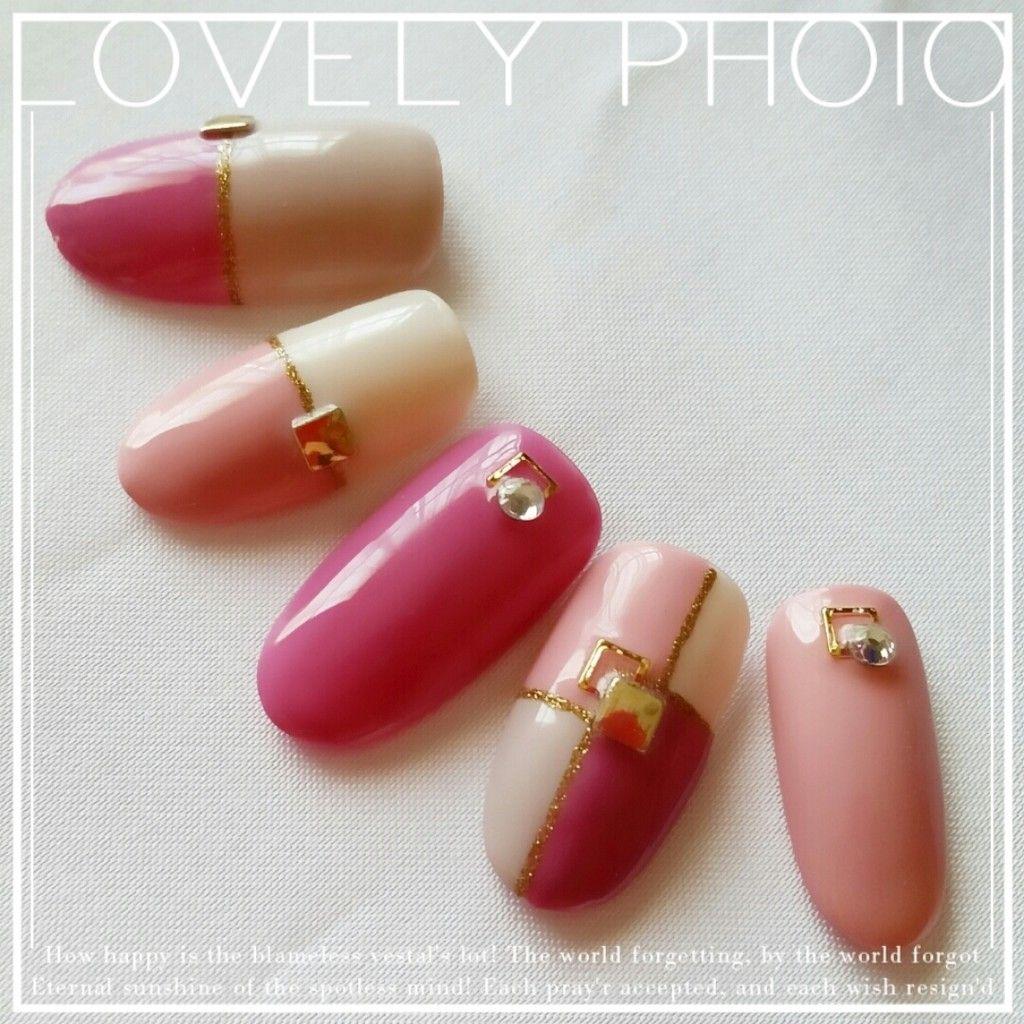 ふんわり色っぽく♡秋ピンクネイル6選の画像 girls pic