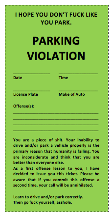 11 Parking Ticket Templates Free Printable Word Pdf Formats Samples Examples Designs Ticket Template Parking Tickets Ticket Template Free